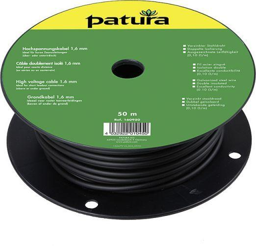 Câble doublement isolé haute tension – 1,6mm