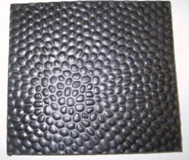 Tapis martelé 10mm