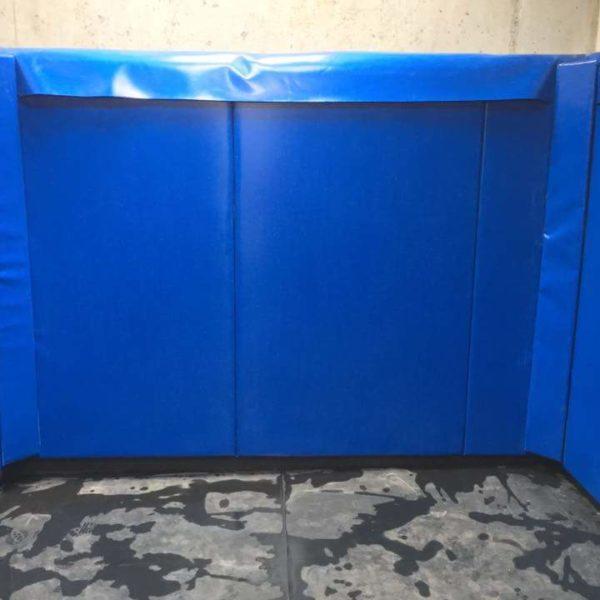 Protection murale box de réveil