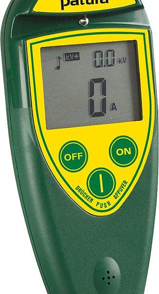 Télécommande pour électrificateur avec détecteur de pertes
